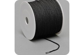CORD ON REEL 100m BLACK